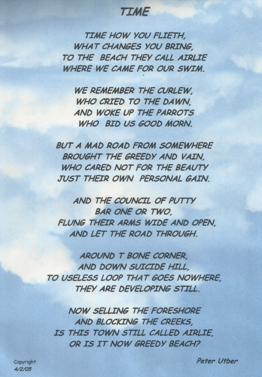 Poem for Airlie